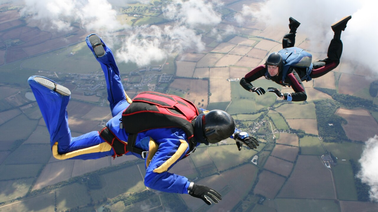 Ever wanted to skydive over New York City? Now you can using Map Dive, powered by Google Maps