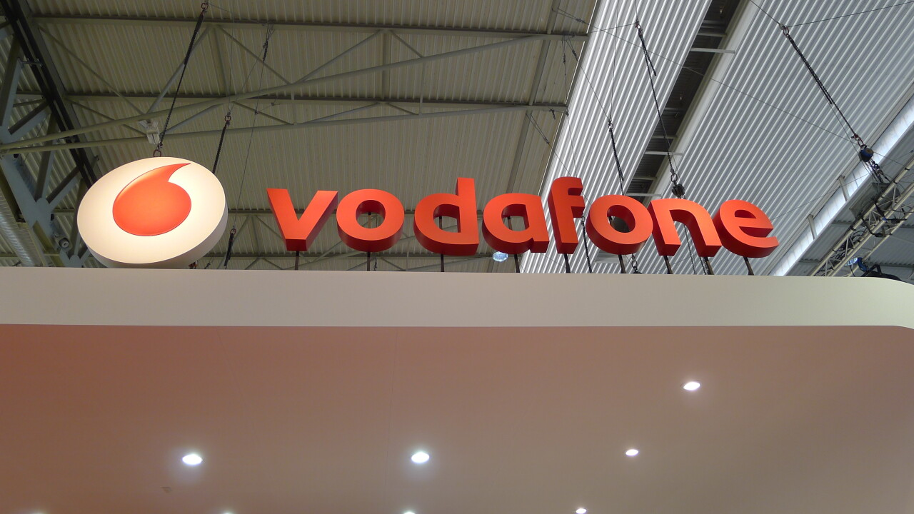 Vodafone's 4G network will hit Liverpool and Glasgow later this month, Manchester shortly afterwards