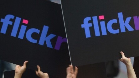 Flickr for iOS updated with automatic uploads from the Camera Roll and Auto Straighten tool