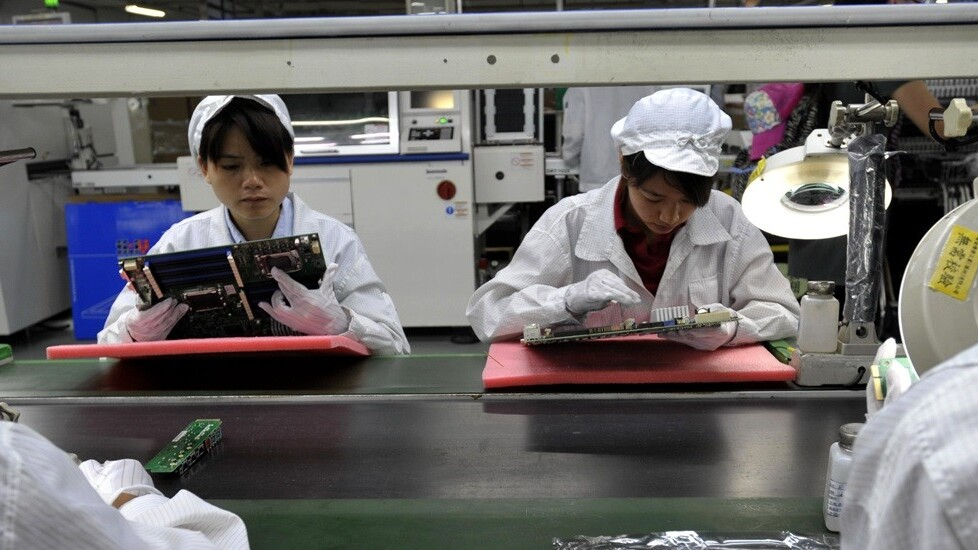 Foxconn broke its own labor rules as interns worked overtime to assemble the PlayStation 4