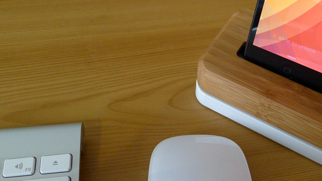 Grove Dock review: A beautiful, but expensive stand for your iPhone made from bamboo and solid steel