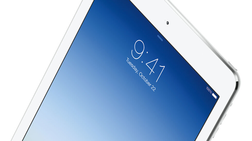 Apple begins selling 4G versions of the iPad Air and Mini Retina in China