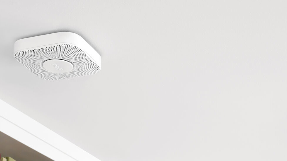 Nest unveils its $129 Protect smoke and carbon monoxide detector, available from November