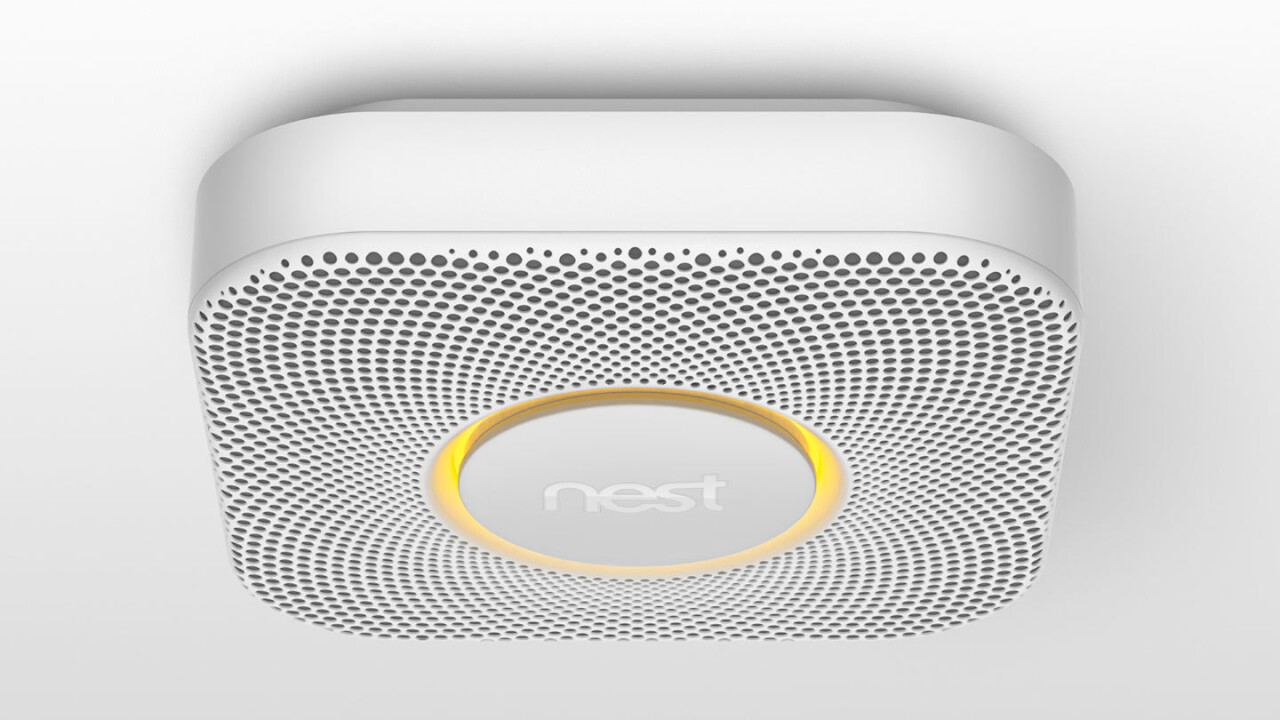 Nest Protect updates bring new Pathlight controls and Steam Check, but no return of Wave feature