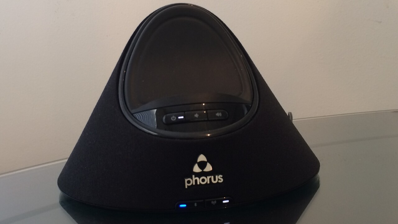Phorus Play-Fi Speaker review: High-fidelity wireless audio for Android and iOS with limited options