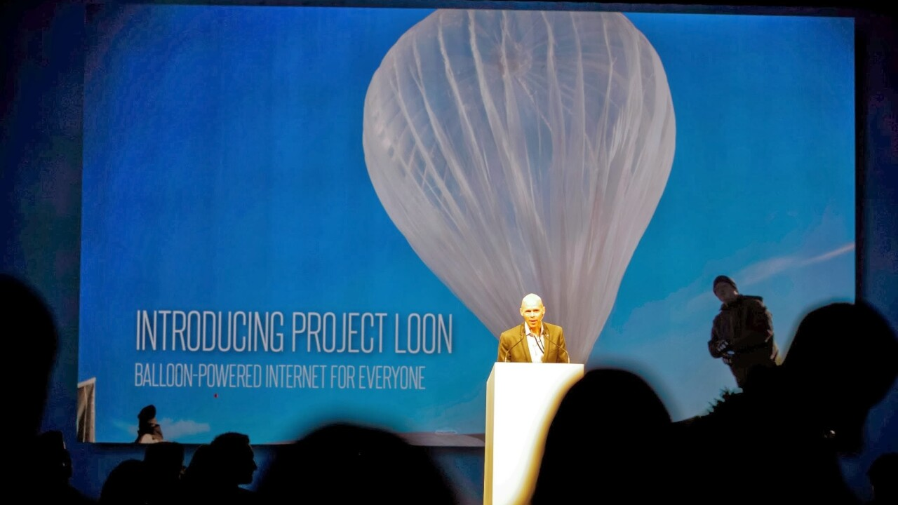 Google wants new FCC wireless spectrum for drones and internet balloons