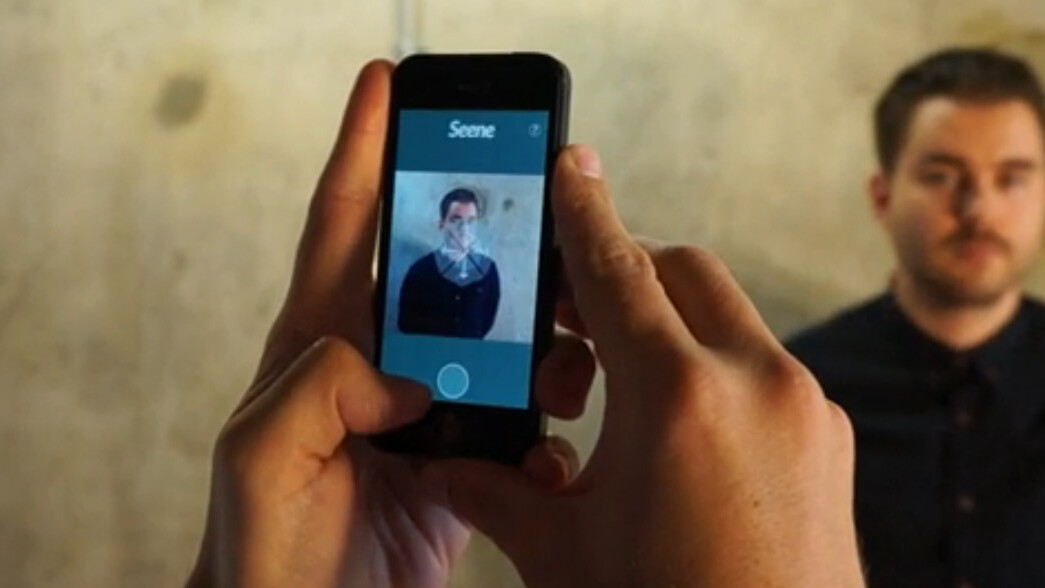 Obvious Engineering's Seene app lets you create and share 3D photos on the iPhone