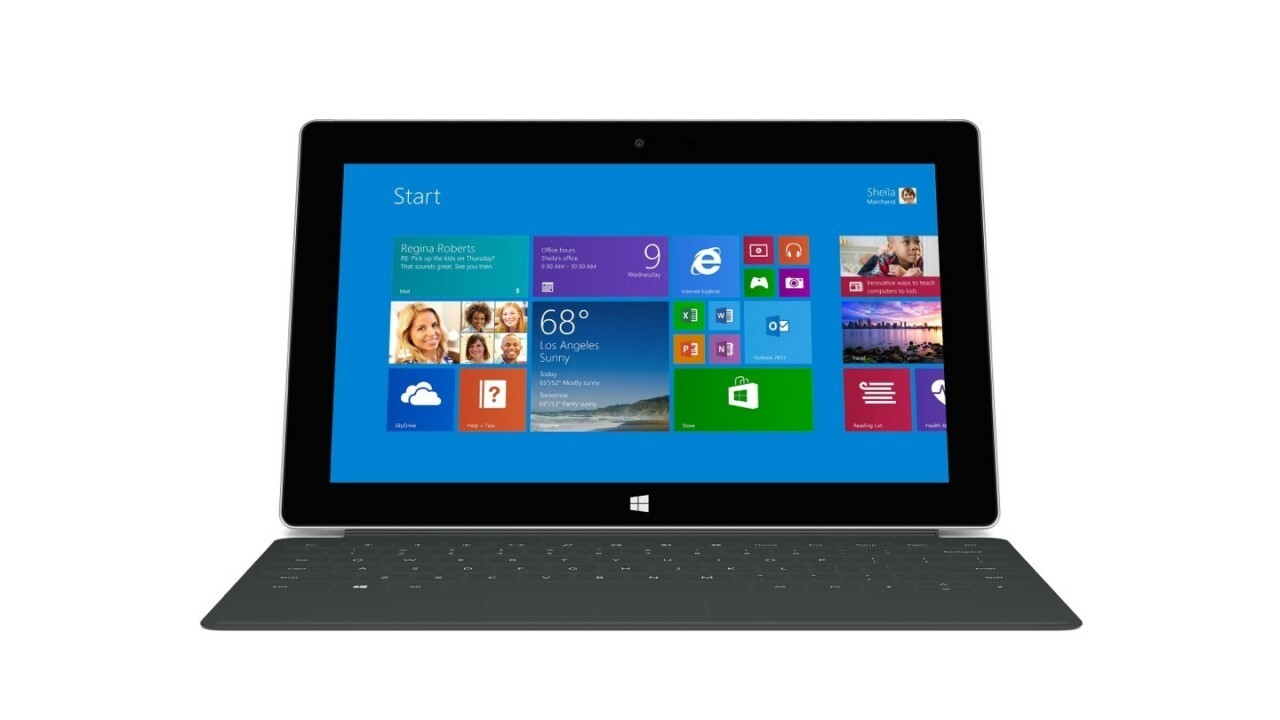 Microsoft publishes 6 step fix for Surface RT owners with battery issues after updating to Windows 8.1