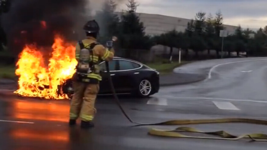 Tesla explains what happened with Model S fire to defend its bruised reputation