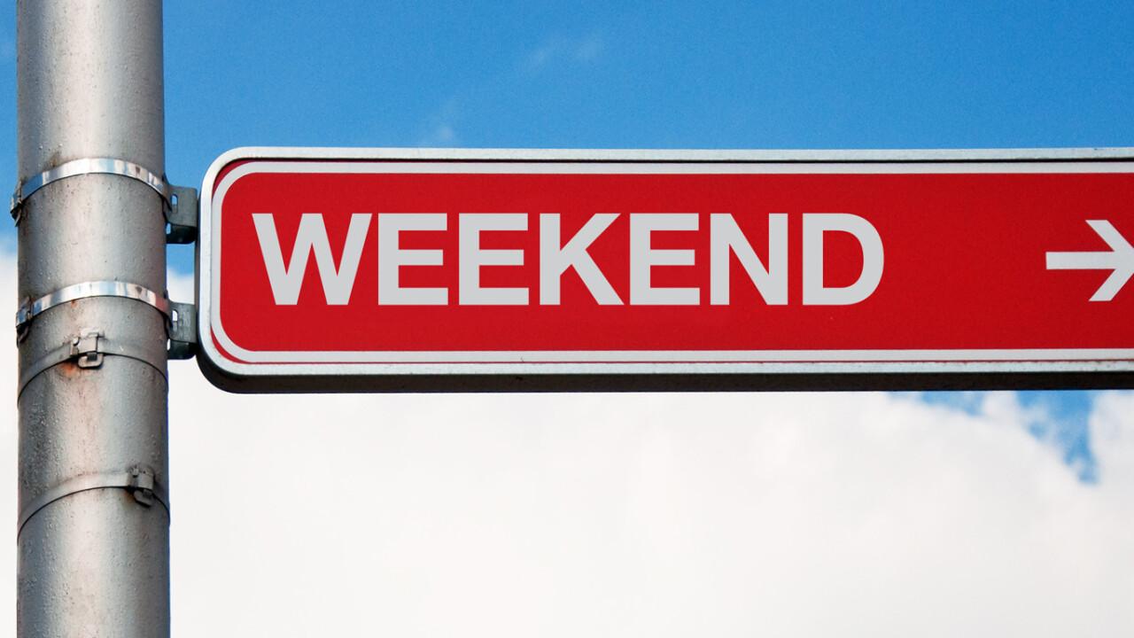 The Next Web is hiring weekend writers! Eat, sleep, dream tech? Apply now.