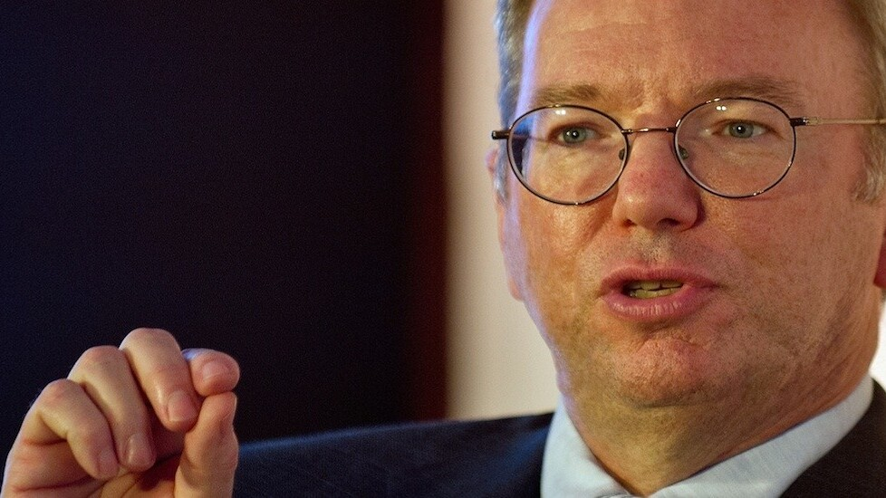 """Google is """"pretty sure"""" its data is now protected against government spying, Eric Schmidt says"""