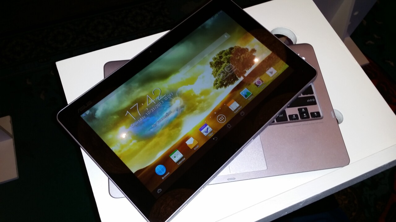 Asus Transformer Book Trio and T100 show why device makers sometimes get it wrong to get it right