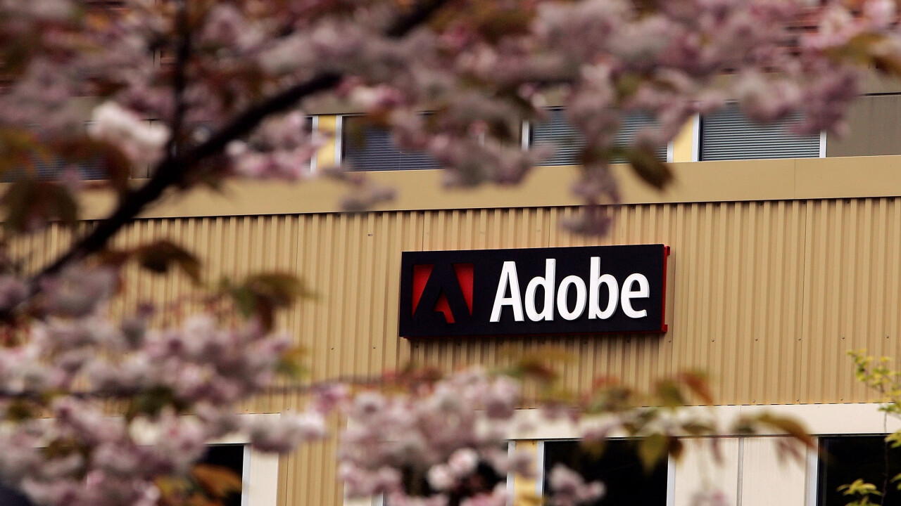 Adobe releases a Mobile Services SDK to help developers better capture user data and engagement