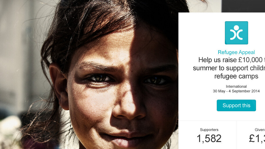 Social fundraising platform Believe.in goes global with a new white-label product for charities
