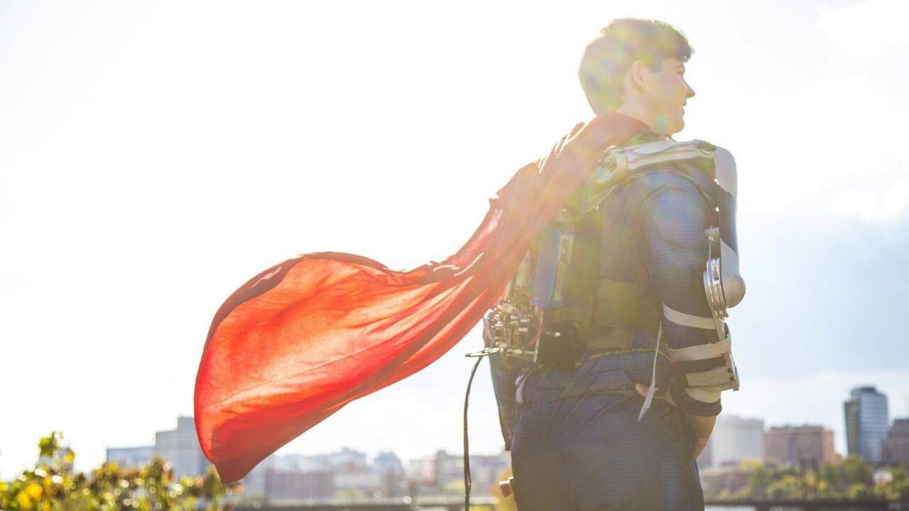 James Dyson Award-winning robotic arm can make you superhuman