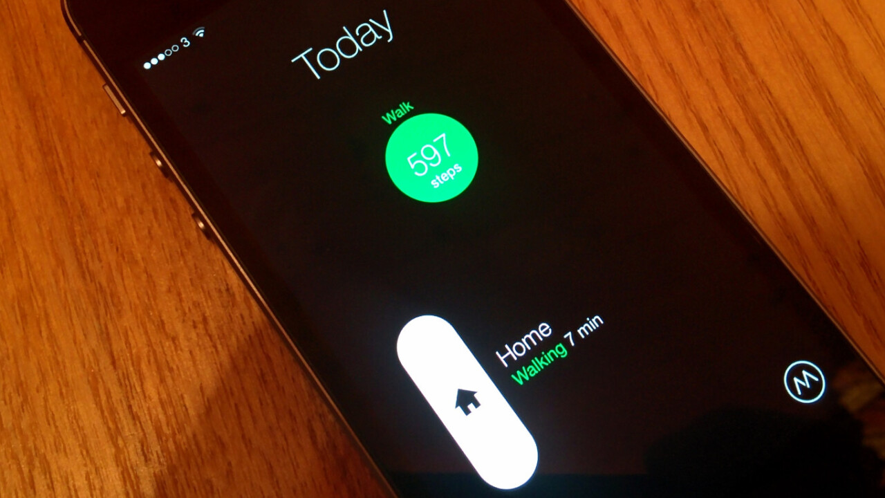 Moves for iPhone now lets you track more than 60 types of activity, from ballet to boxing