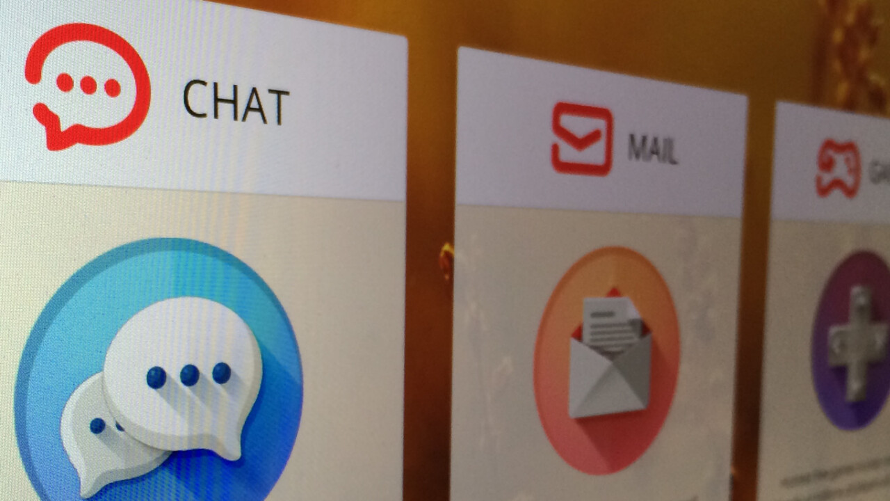 Russian giant Mail.ru launches in the US as My.com, with free email and IM apps subsidized by mobile gaming