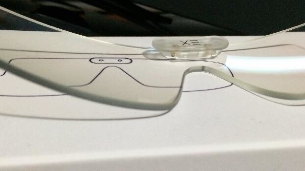 Prescription Google Glass lenses will be available in early 2014