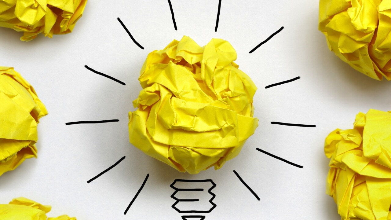 The myth of the brainstorming session: The best ideas don't always come from meetings
