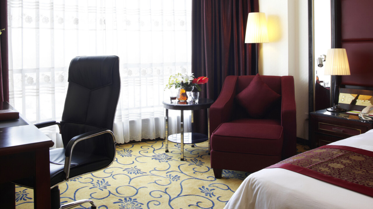 Working from your hotel room: How to prepare an efficient mobile office