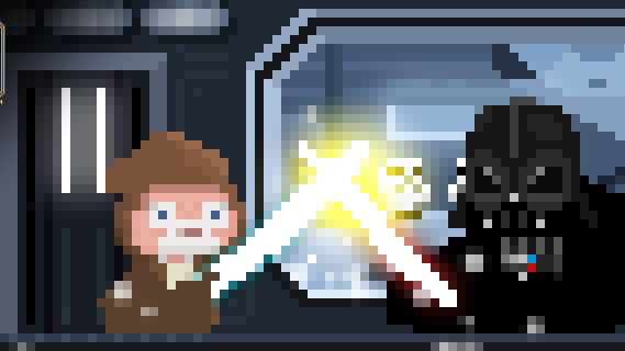That's no moon: Disney and NimbleBit launch 'Star Wars: Tiny Death Star' for iOS, Android and Windows
