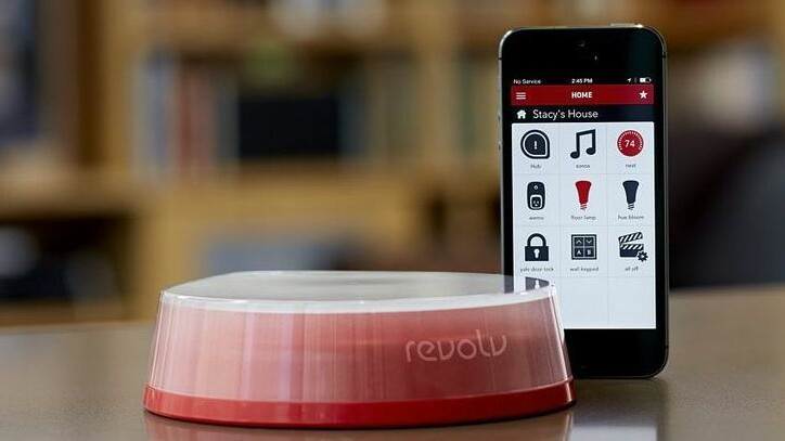 Google's Nest acquires home automation hub Revolv