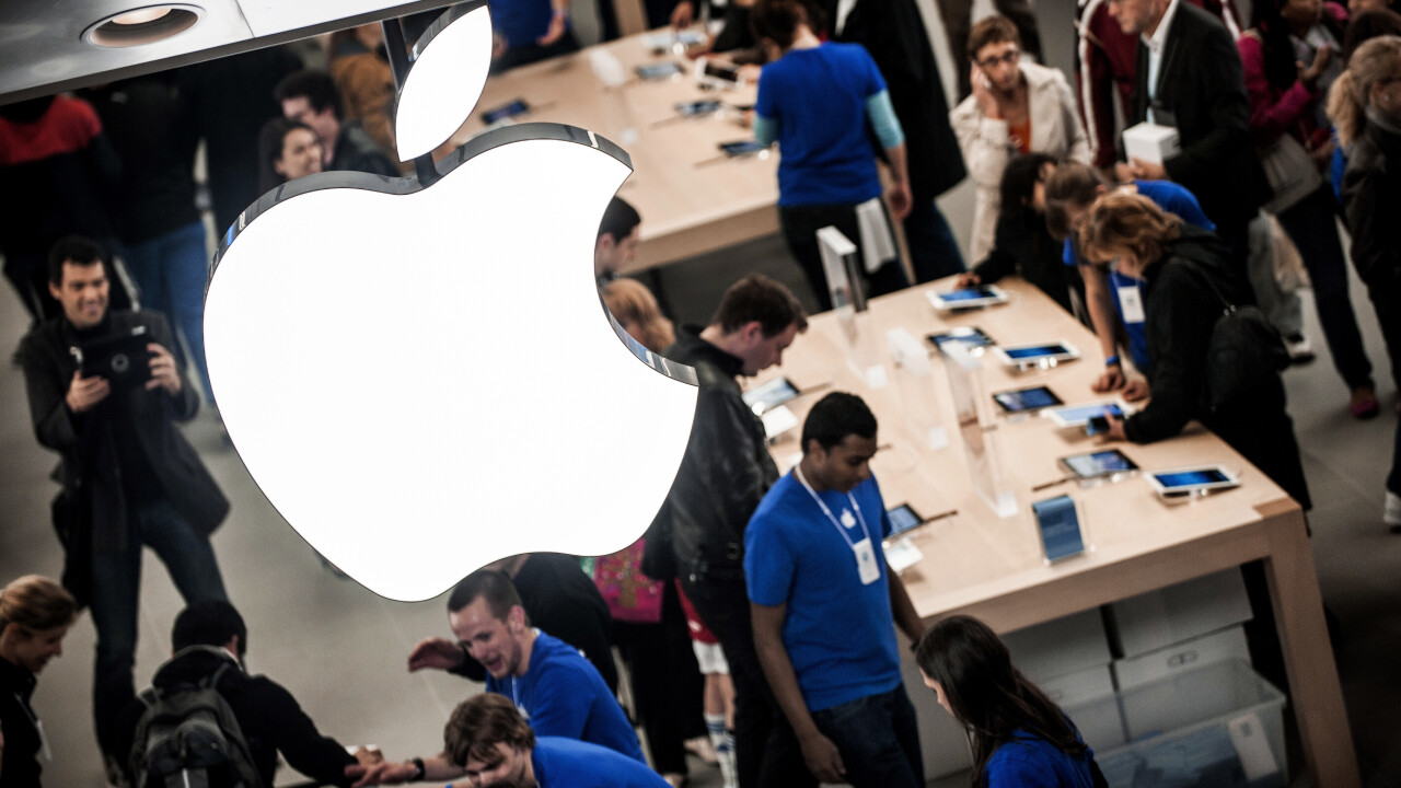 Apple Stores fitted with iBeacon transmitters in the US to give you optional in-store notifications