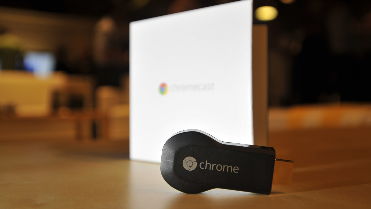 """Google Chromecast to go on sale in """"many more countries"""" in a few weeks"""