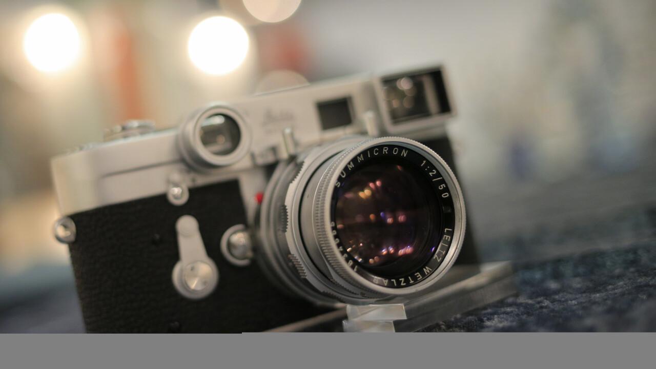 Photo sharing service EyeEm acquires 'computational aesthetics' startup Sight.io