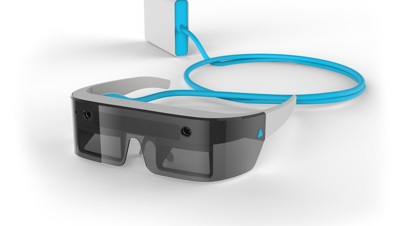 Atheer Labs launches crowdfunding pre-orders for its futuristic 3D augmented reality headset
