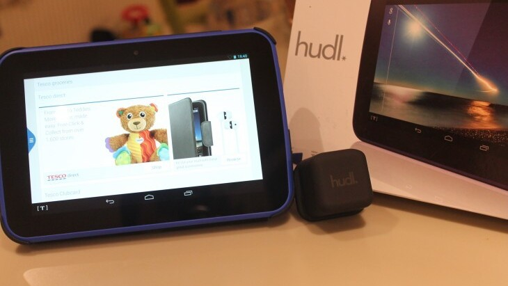 Tesco has shifted 300,000 Hudl Android tablets since launch, and plans a new 'enhanced' version in 2014