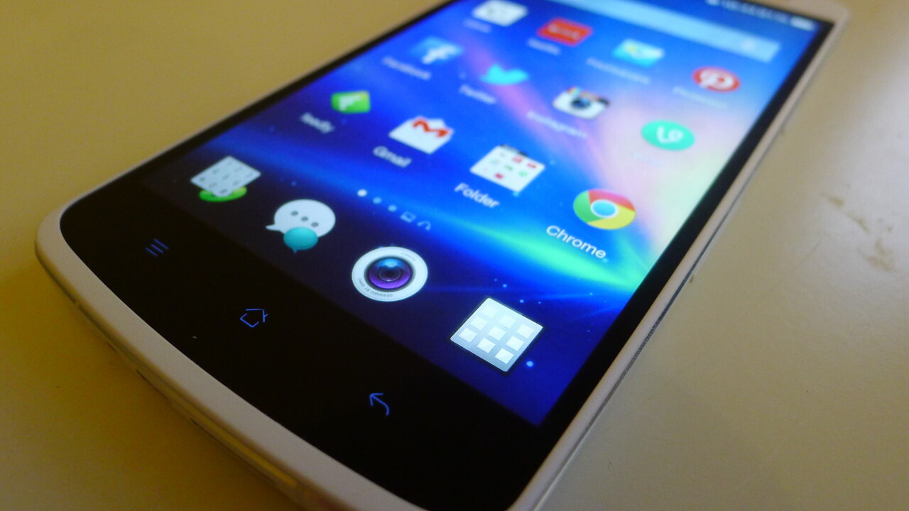Oppo N1 review: The giant CyanogenMod smartphone delivers with an impressive 13MP rotating camera