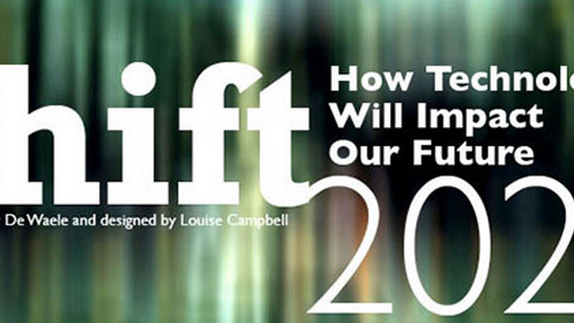 Shift 2020: A new book predicting technology's rapid advancement this decade