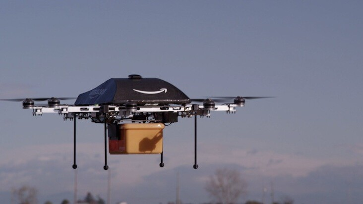 Amazon petitions the FAA to approve drone delivery tests