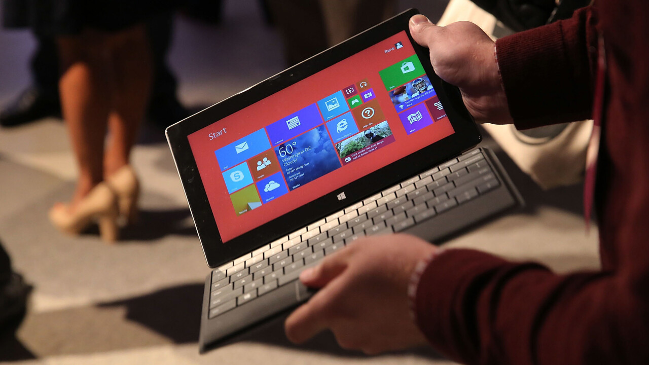 Microsoft says all current Surface Pro accessories will work with the next version of the tablet