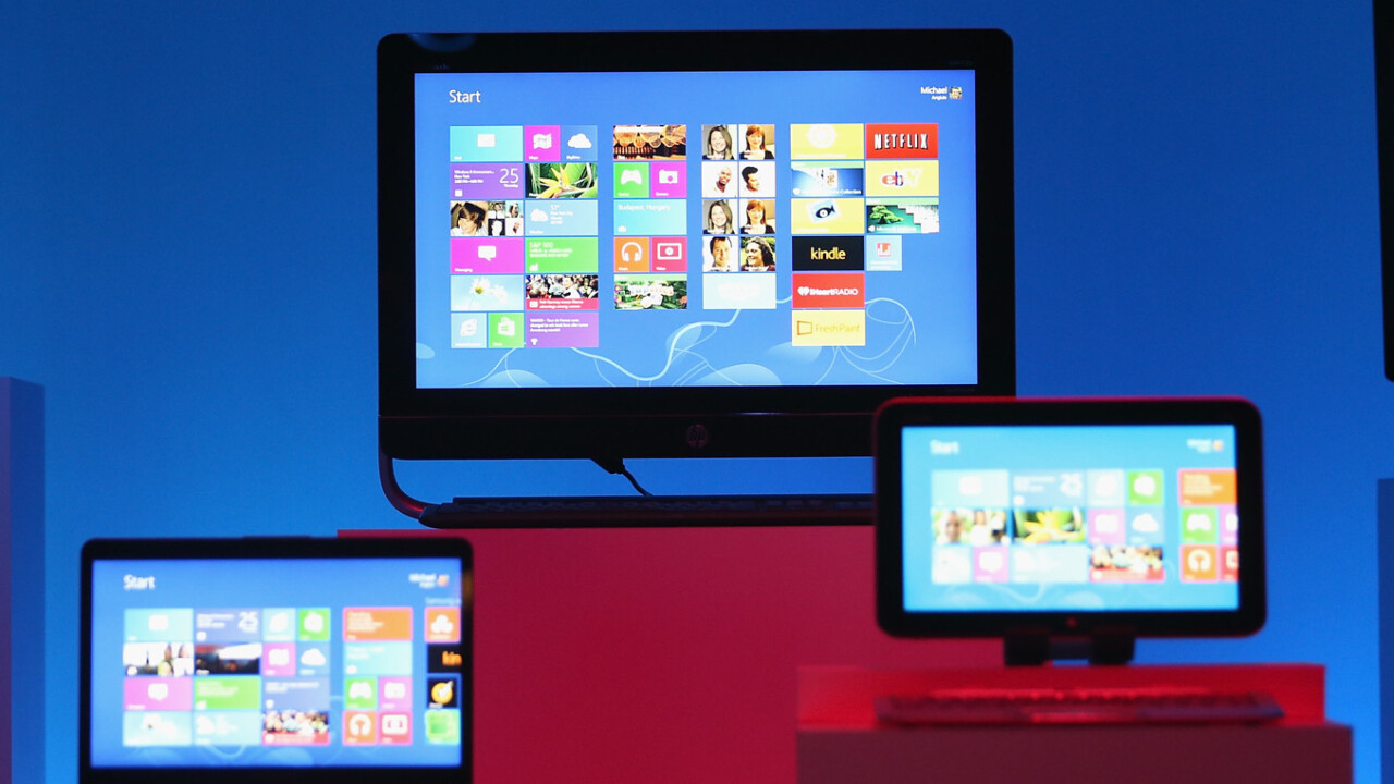 Windows 8.1 finally passes 5% market share, while unsupported Windows XP is still over 26%