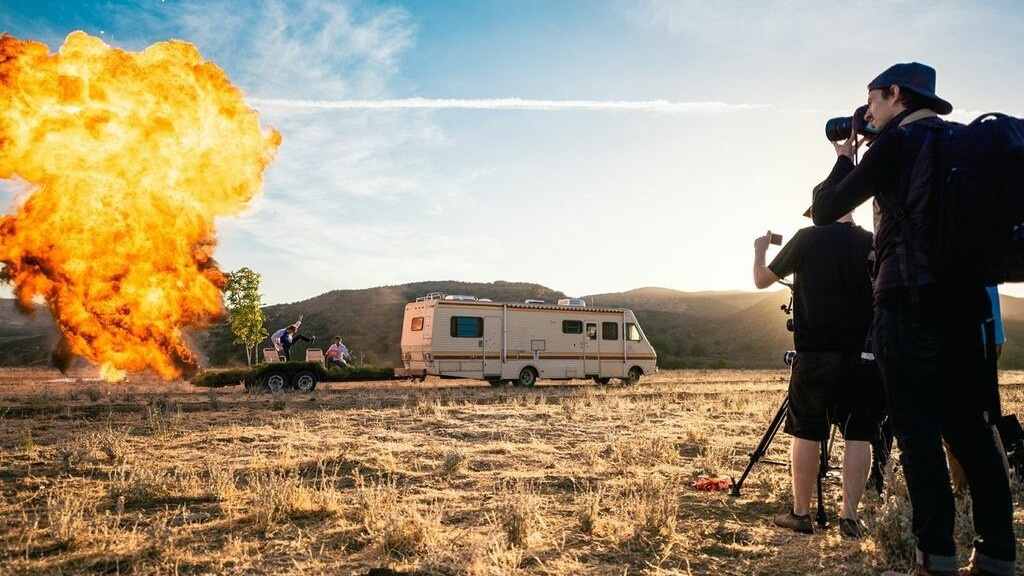 Behind the scenes of YouTube's epic 2013 Rewind video