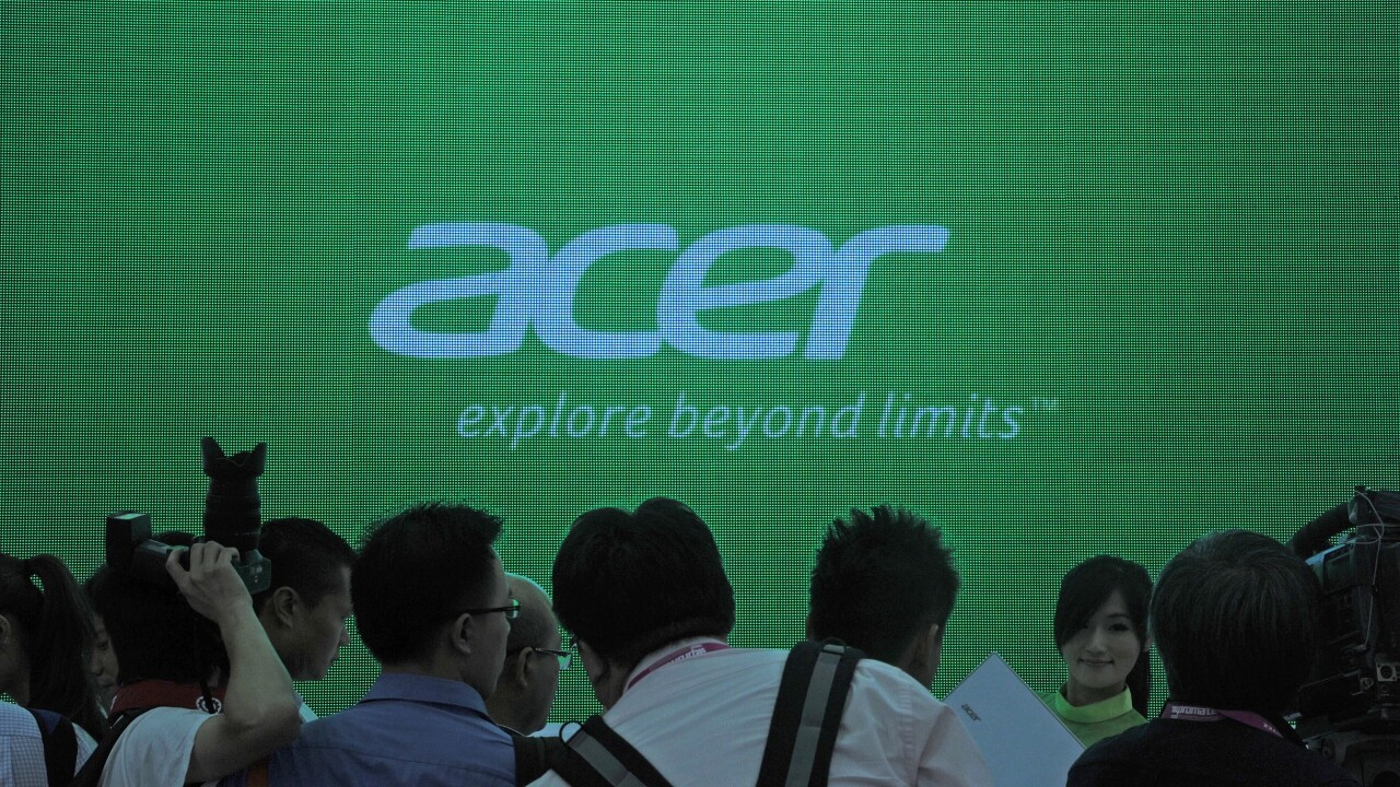 Acer unveils two new sub-$200 Android tablets, a $1099 desktop, and an updated C720 Chromebook