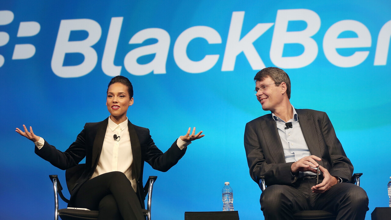 Singer Alicia Keys steps down from BlackBerry as its global creative director
