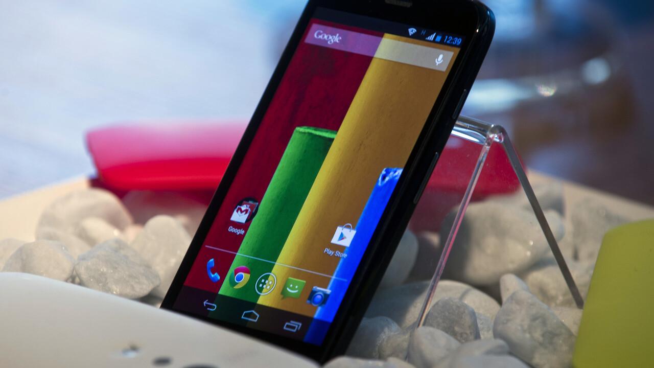 Google confirms it's selling Motorola to Lenovo for $2.91 billion, but keeps 'vast majority' of patents