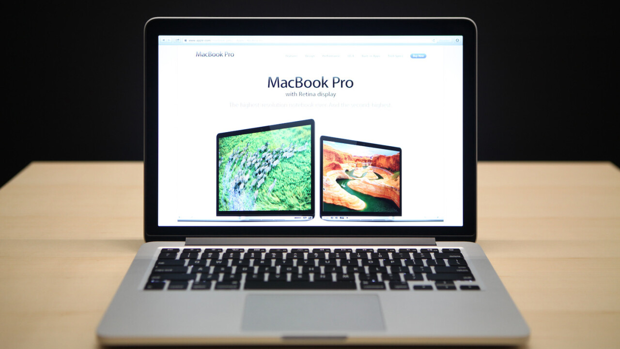 Apple is killing the legacy MacBook Pro