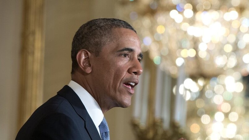 Obama backs net neutrality, says the internet should be classed as a utility