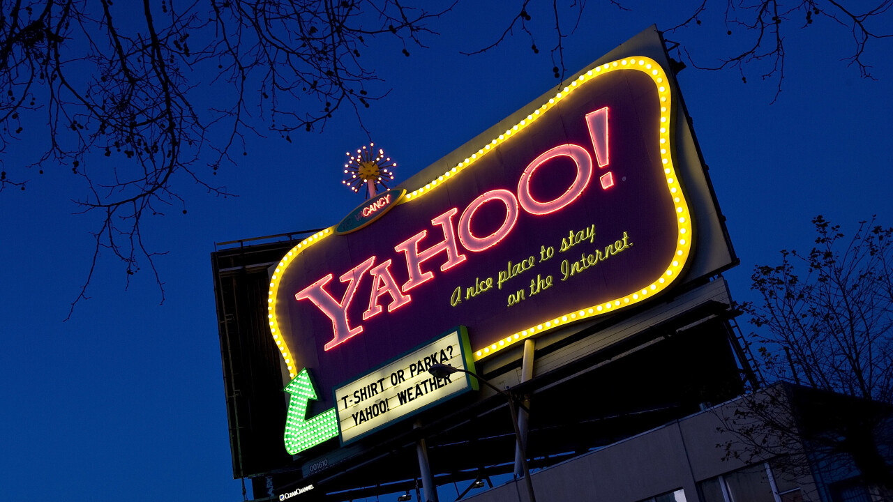 Yahoo launches mobile-first native ads with larger photos, will be marked as sponsored across its products