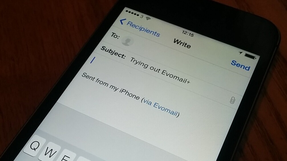 Evomail takes another shot at modernizing mobile email with Evomail+ for iOS