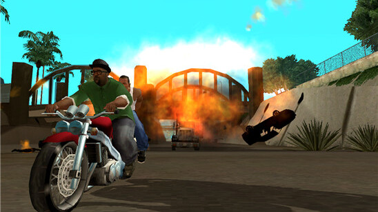 You can now play Grand Theft Auto: San Andreas on Windows Phone 8
