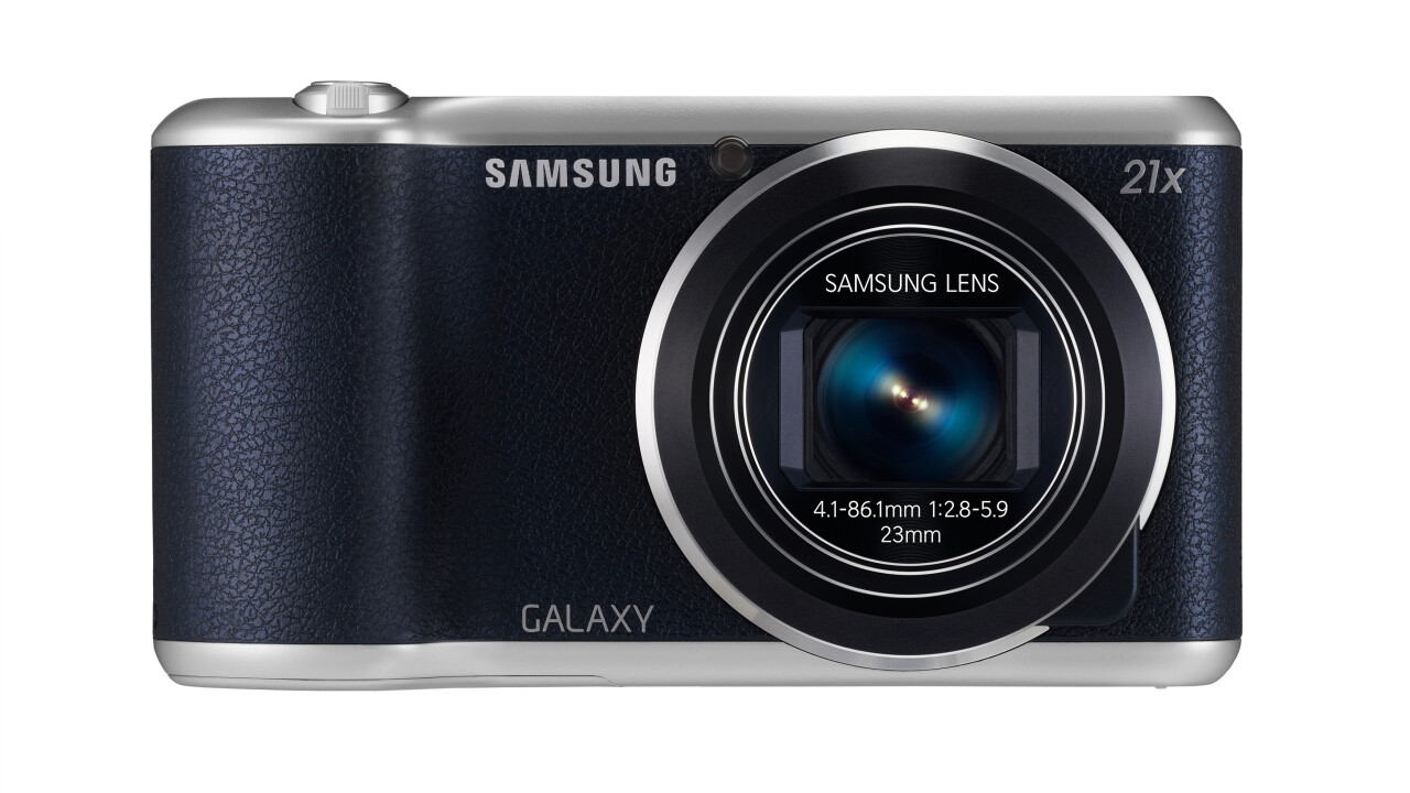 Samsung Galaxy Camera 2: A 16MP point-and-shoot with 21x optical zoom and Android 4.3