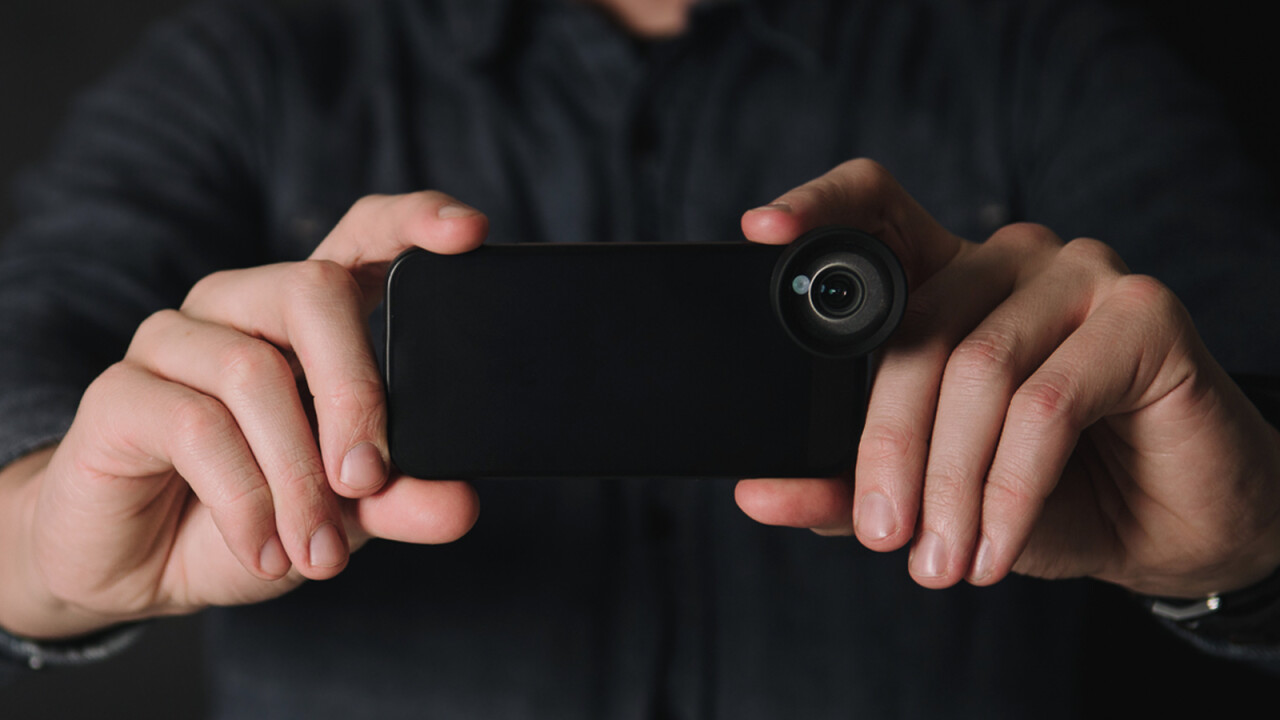 Moment launches wide-angle and telephoto lenses for iPhone, iPad and Galaxy smartphones on Kickstarter