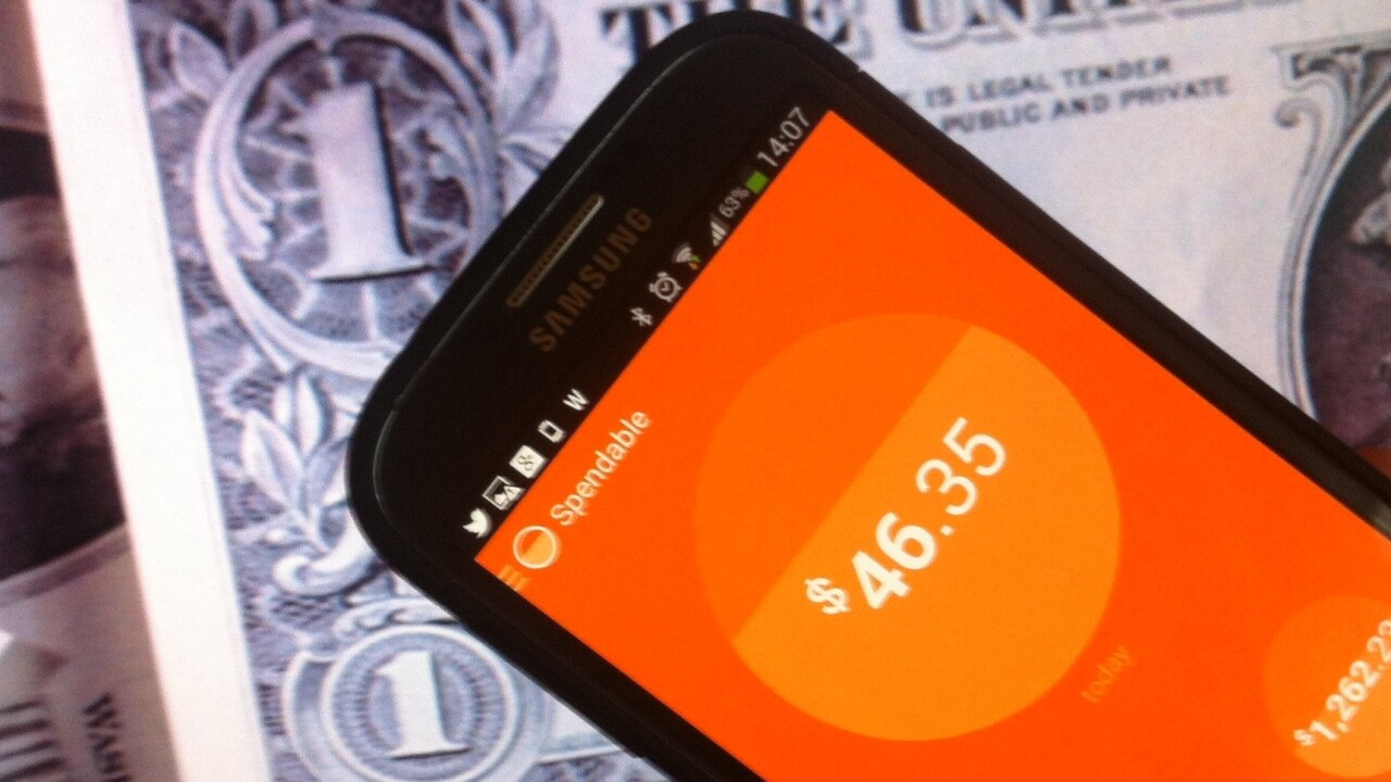 Level's real-time money meter app hits Android to be your Fitbit for personal spending
