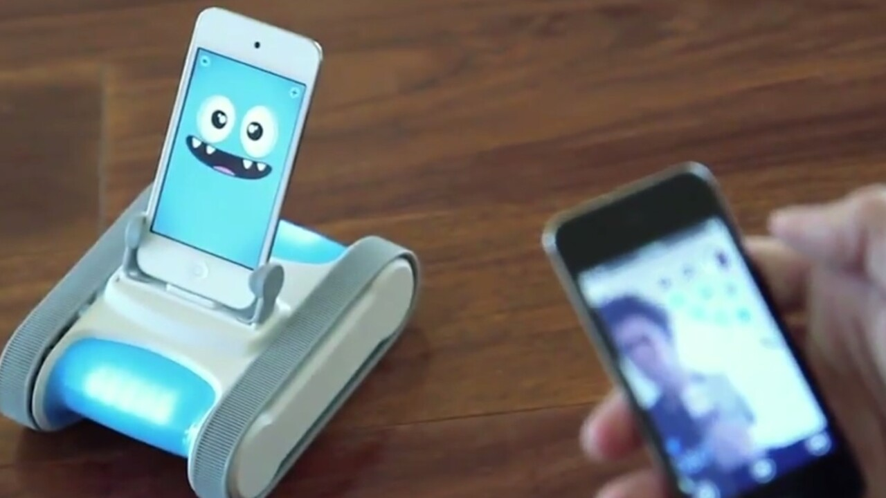 Startup Stories: Meet Romotive and its loveable iPhone-based robots