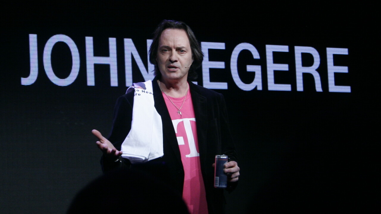Why on earth did Twitter give T-Mobile's John Legere his own emoji?